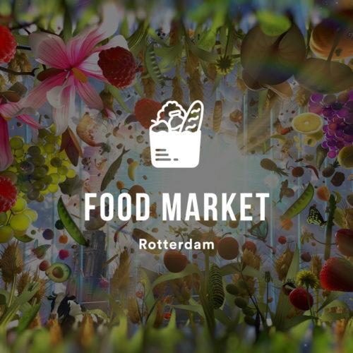 Food Market Rotterdam
