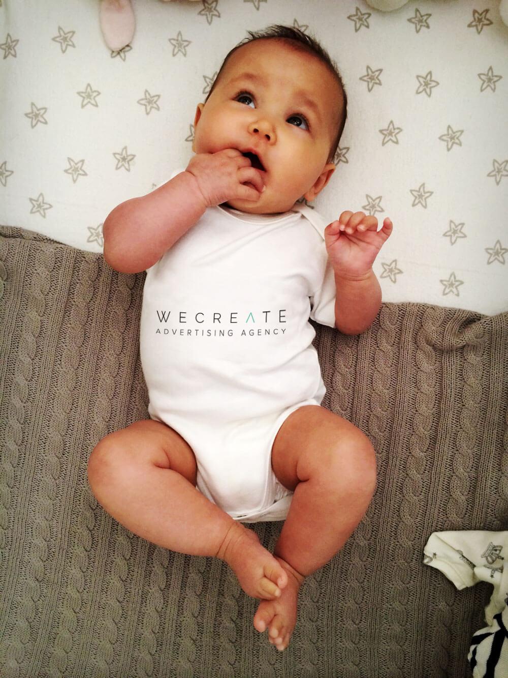advertising agency hk WECREATE baby branding - Expansion of the team :)