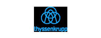 app development hong kong logo Thyssenkrupp