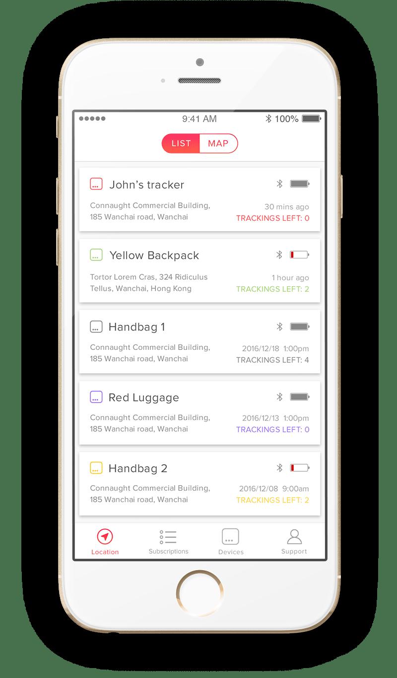 app development hk tracking app 02
