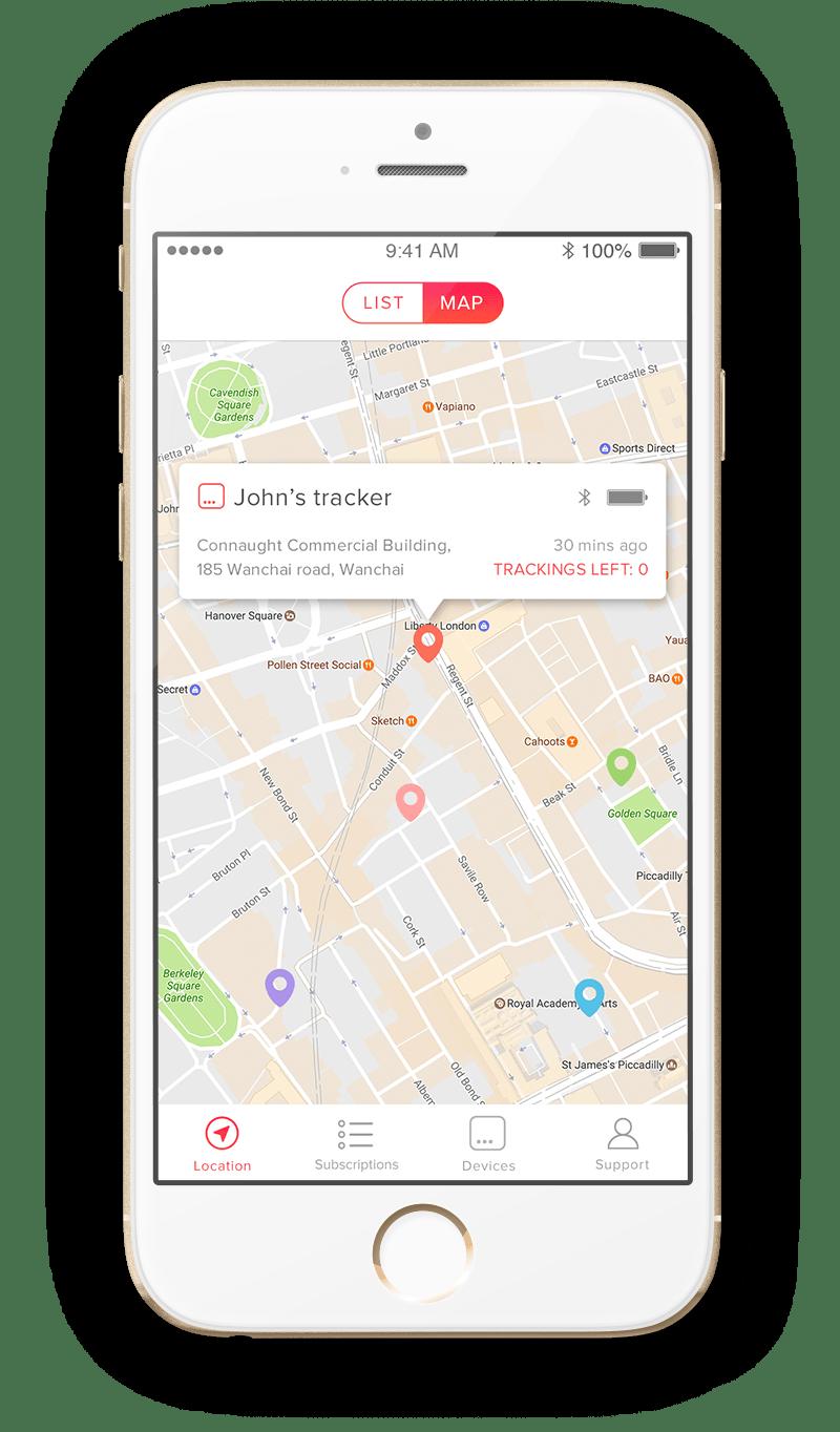 app development hk tracking app 04