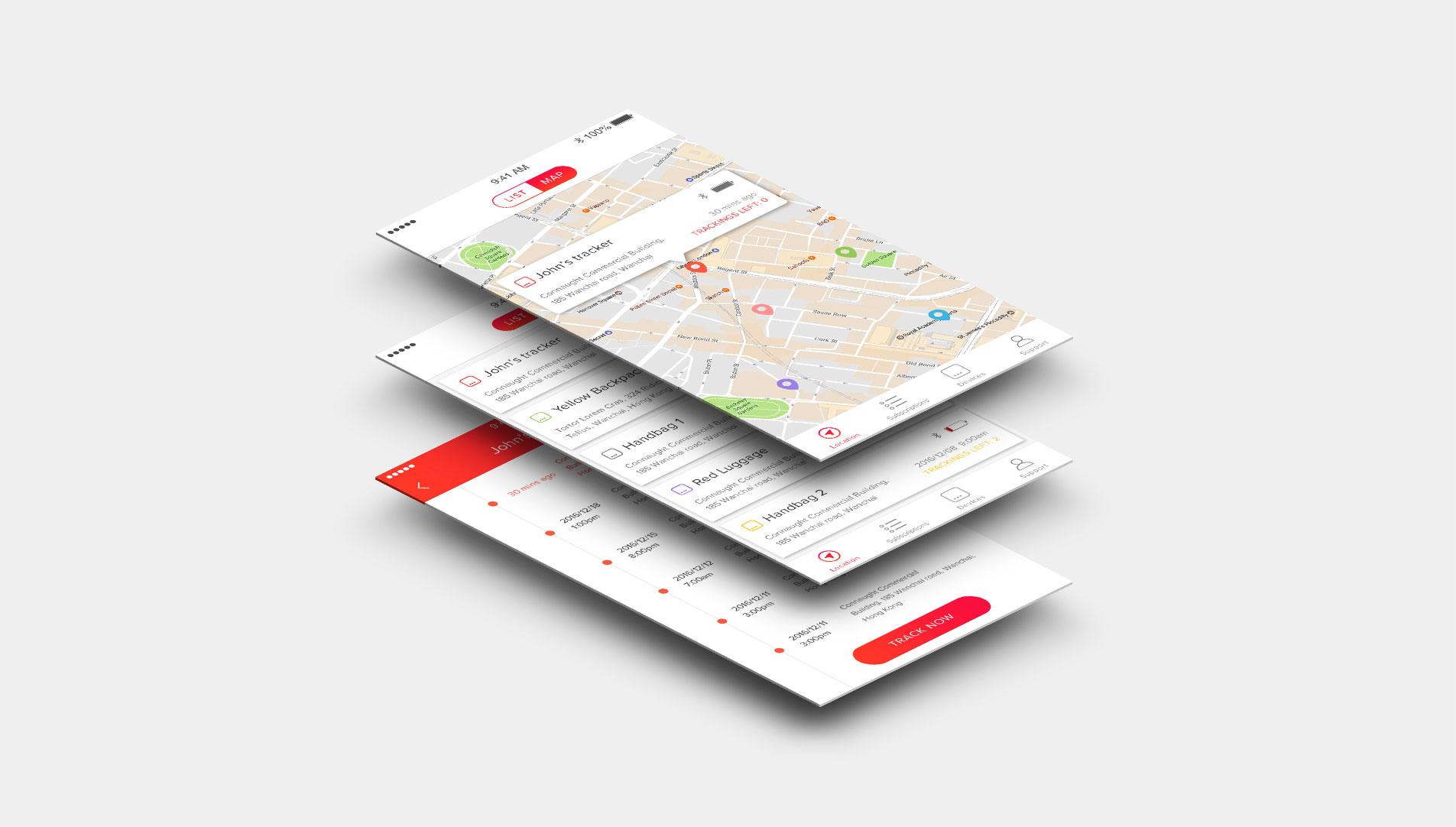 app development hk trackingapp slideshow 00