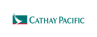 branding agency hong kong logo Cathay Pacific