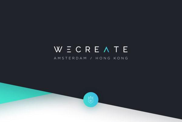 branding agency hong Kong WECREATE rebranding 00 600x403 - Practice what you preach, our own rebranding