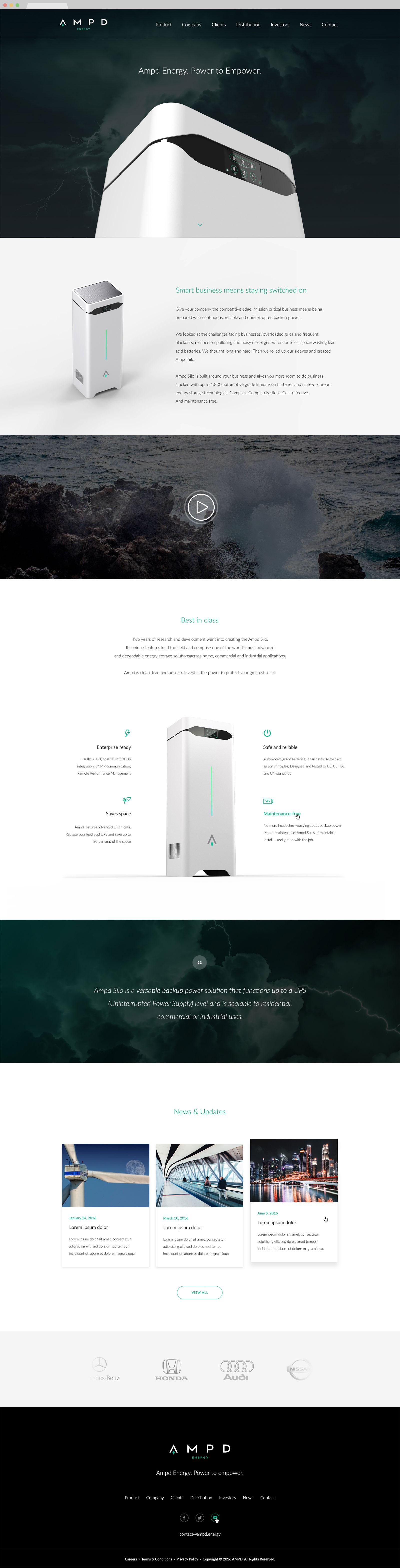 web design ampd 01