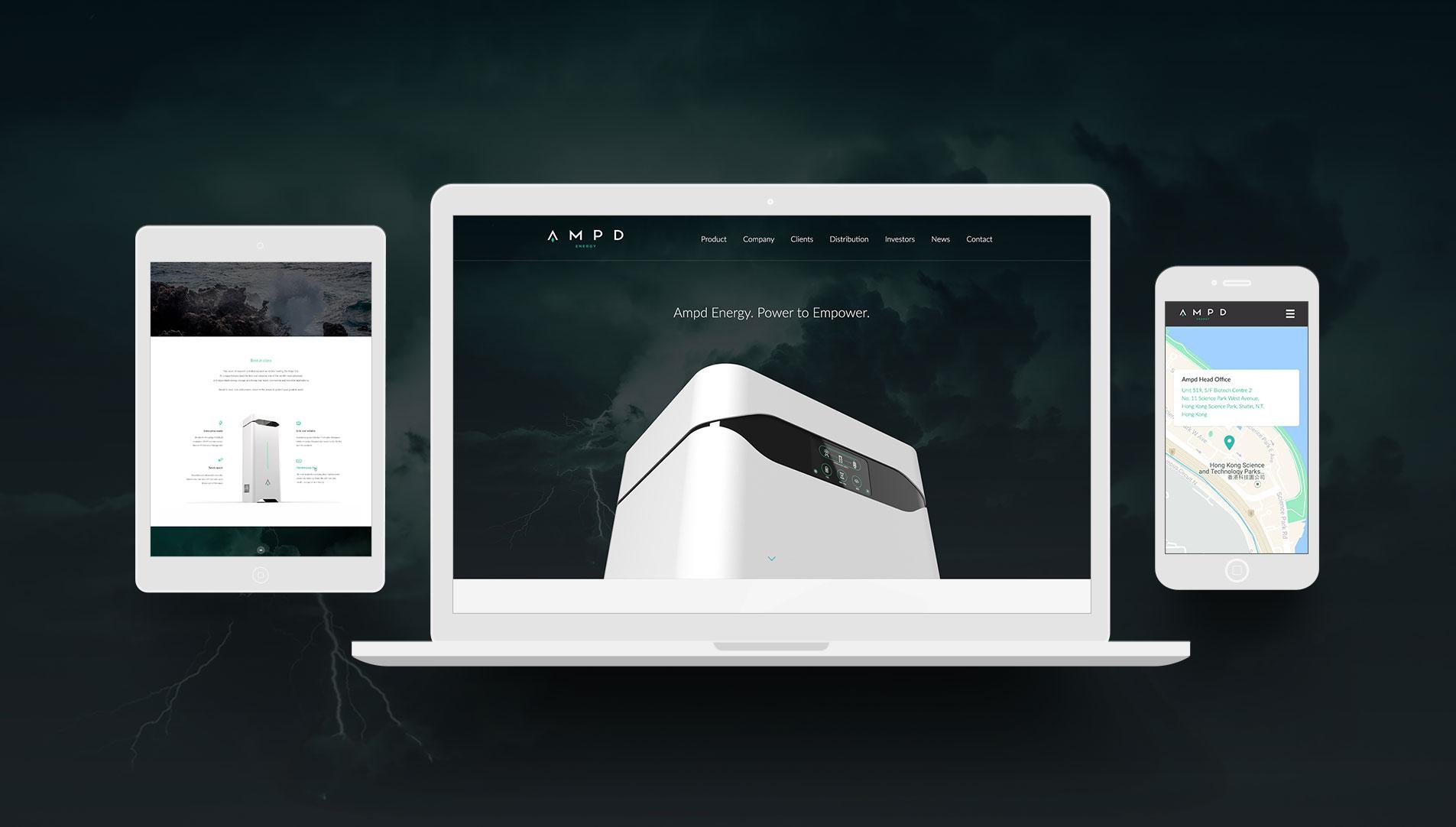 web design ampd slideshow 01