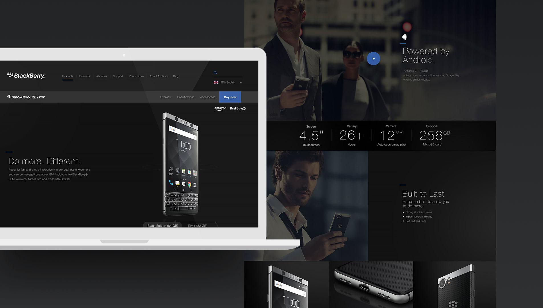 web design hong kong BlackBerry slideshow 02