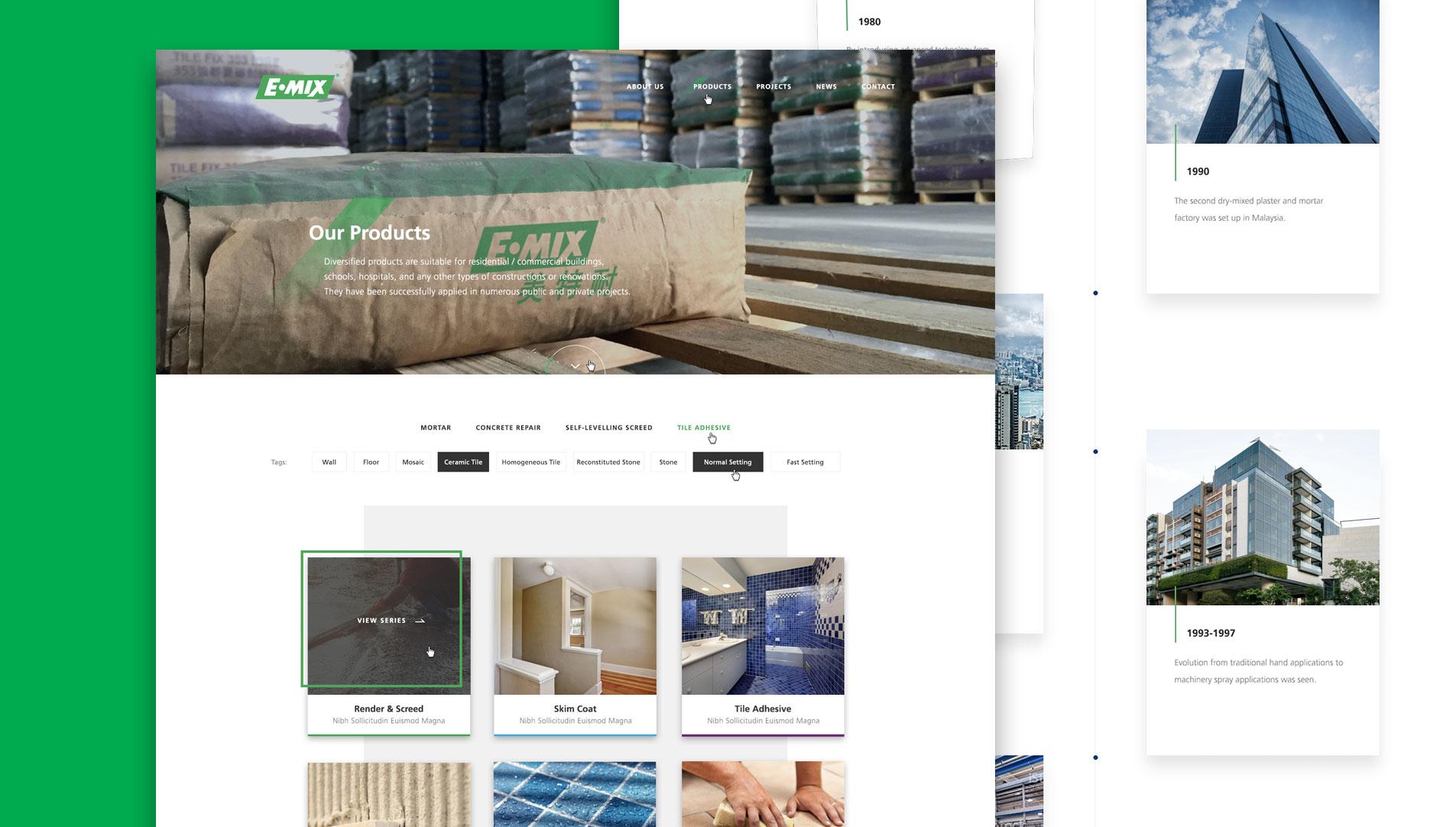 web design hong kong emix slideshow 00