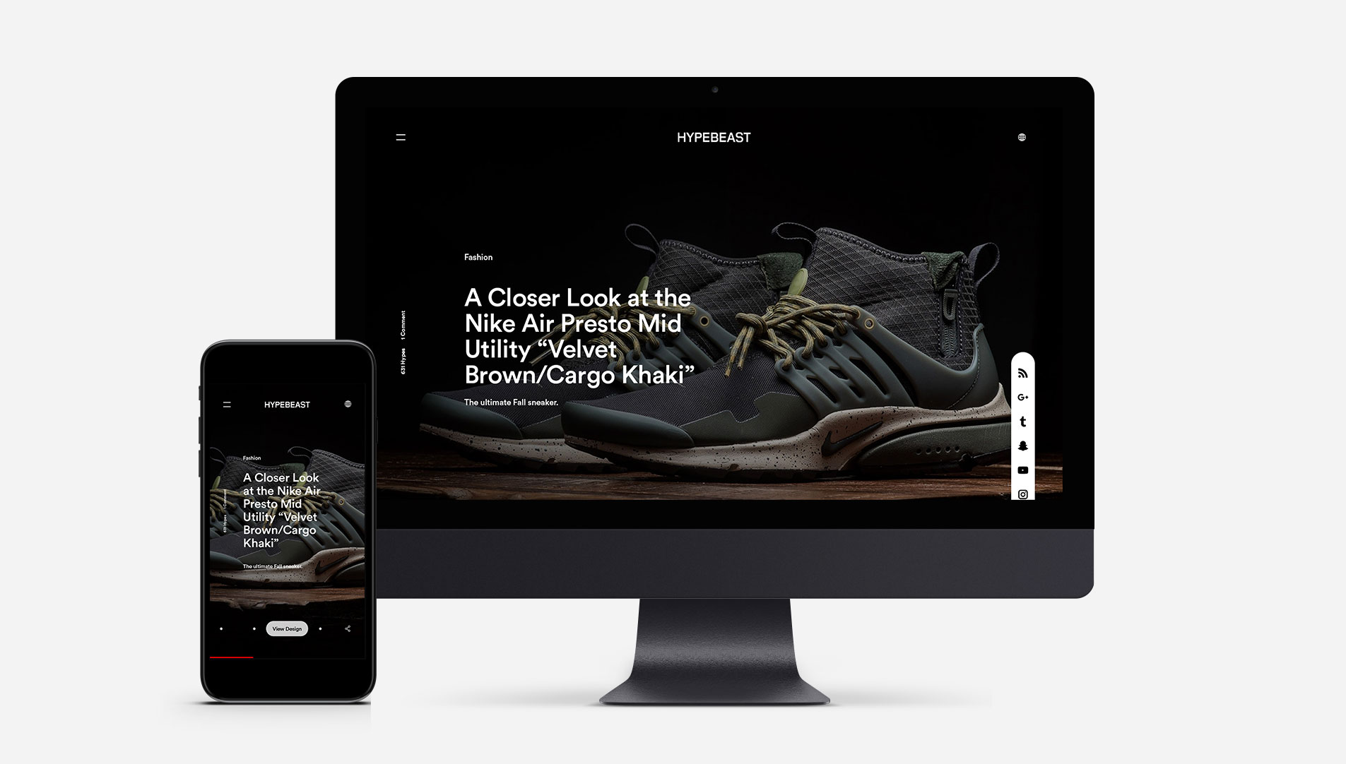 web design hong kong Hypebeast slideshow 04