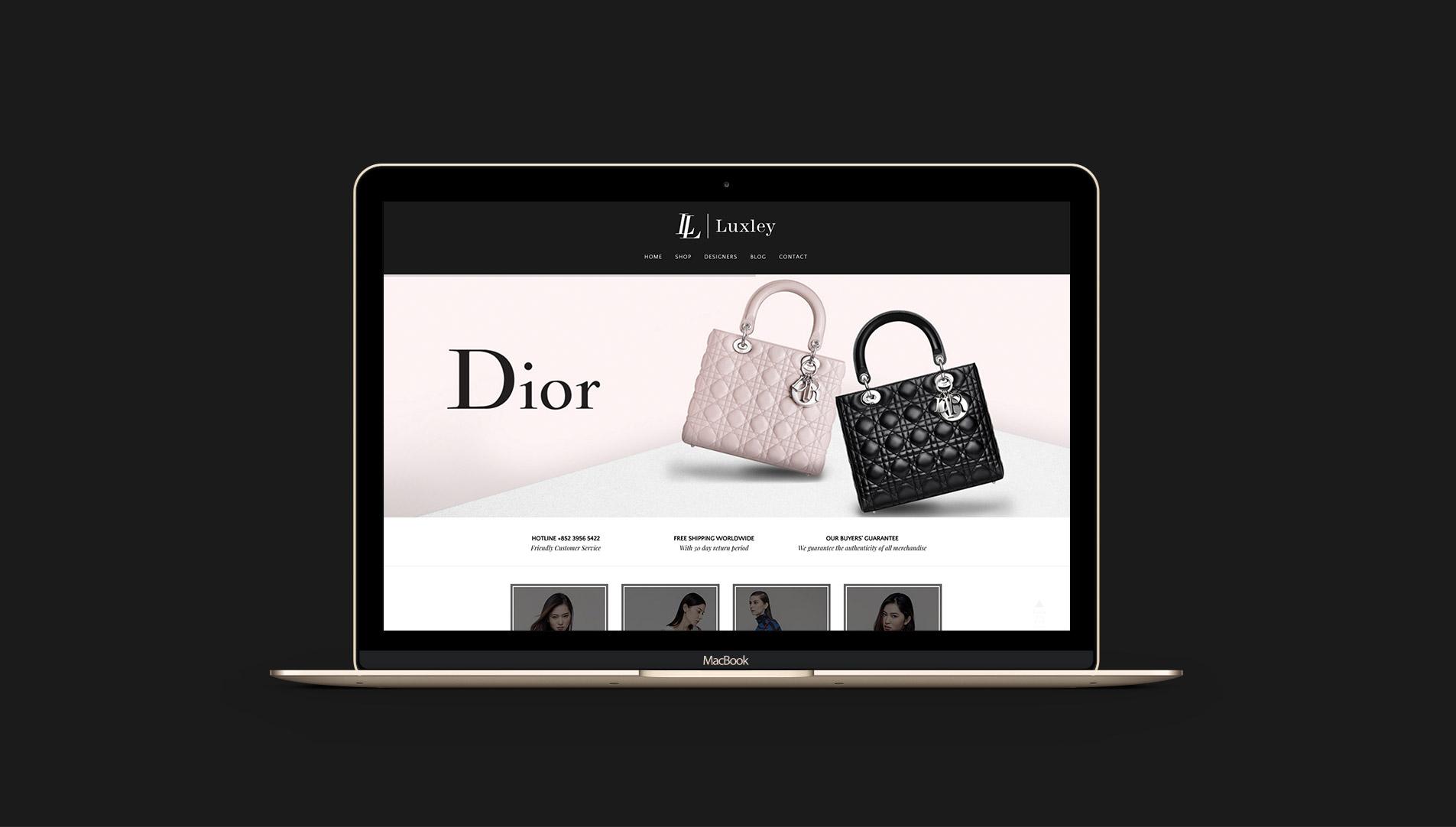 web design hk luxley slideshow 00