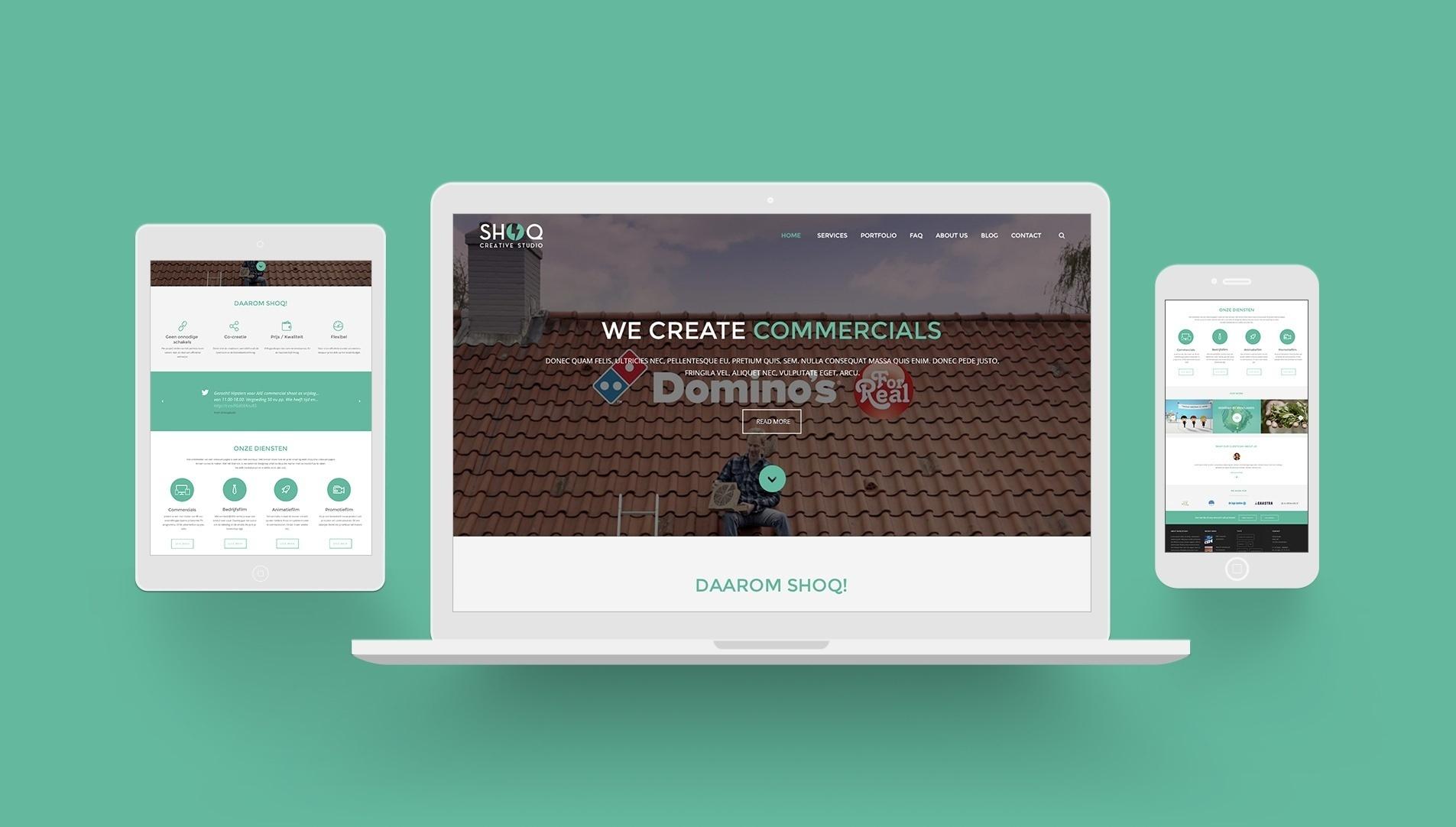 web design hk shoq slideshow 00