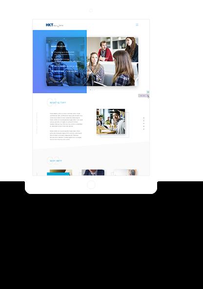 web design hong kong hkt 02 - Advertising Agency WECREATE HK
