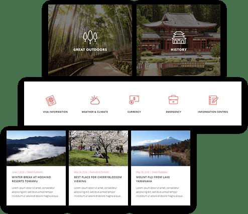 web design hong kong jp 01 - Advertising Agency WECREATE HK