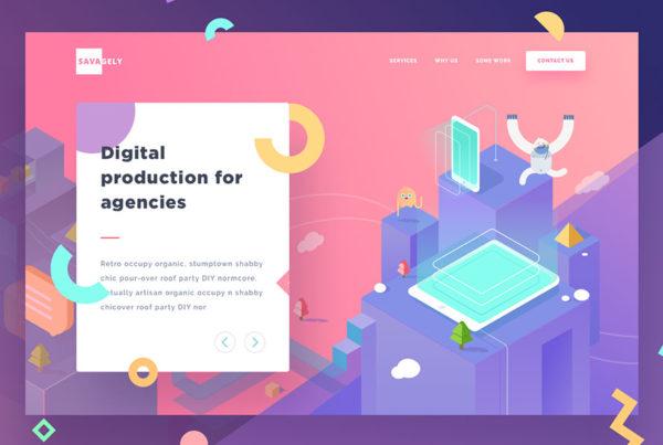 web design hong kong trends 2018 ilustration 600x403 - Web Design Trends for 2018